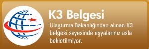 K3 Yetkili Belgesi